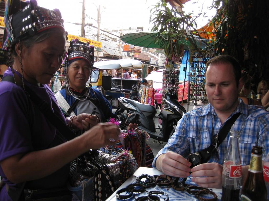 Khao San Vendors
