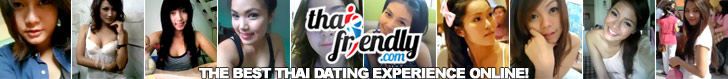 Banner for ThaiFriendly, one of the best dating apps in Thailand.