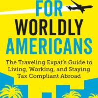 Cover of a book about Tax Rules for American Expats and Long-Term Travelers.
