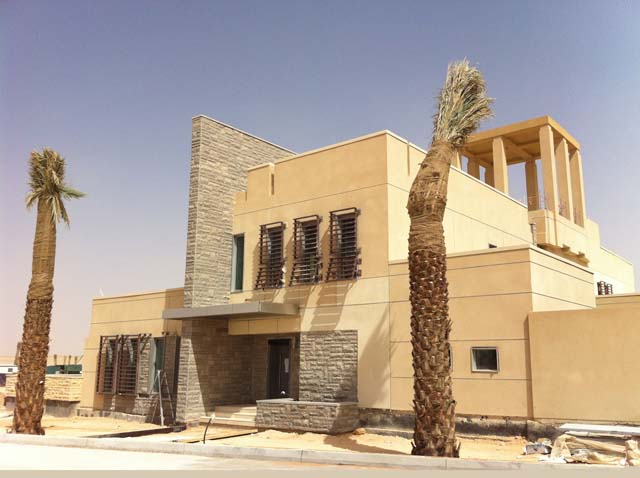 How to buy a house in saudi arabia banker in the sun for Home under construction insurance
