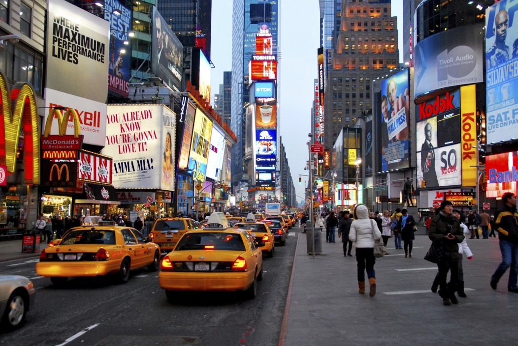 Top things to do in new york on a budget banker in the sun for Things to do near times square